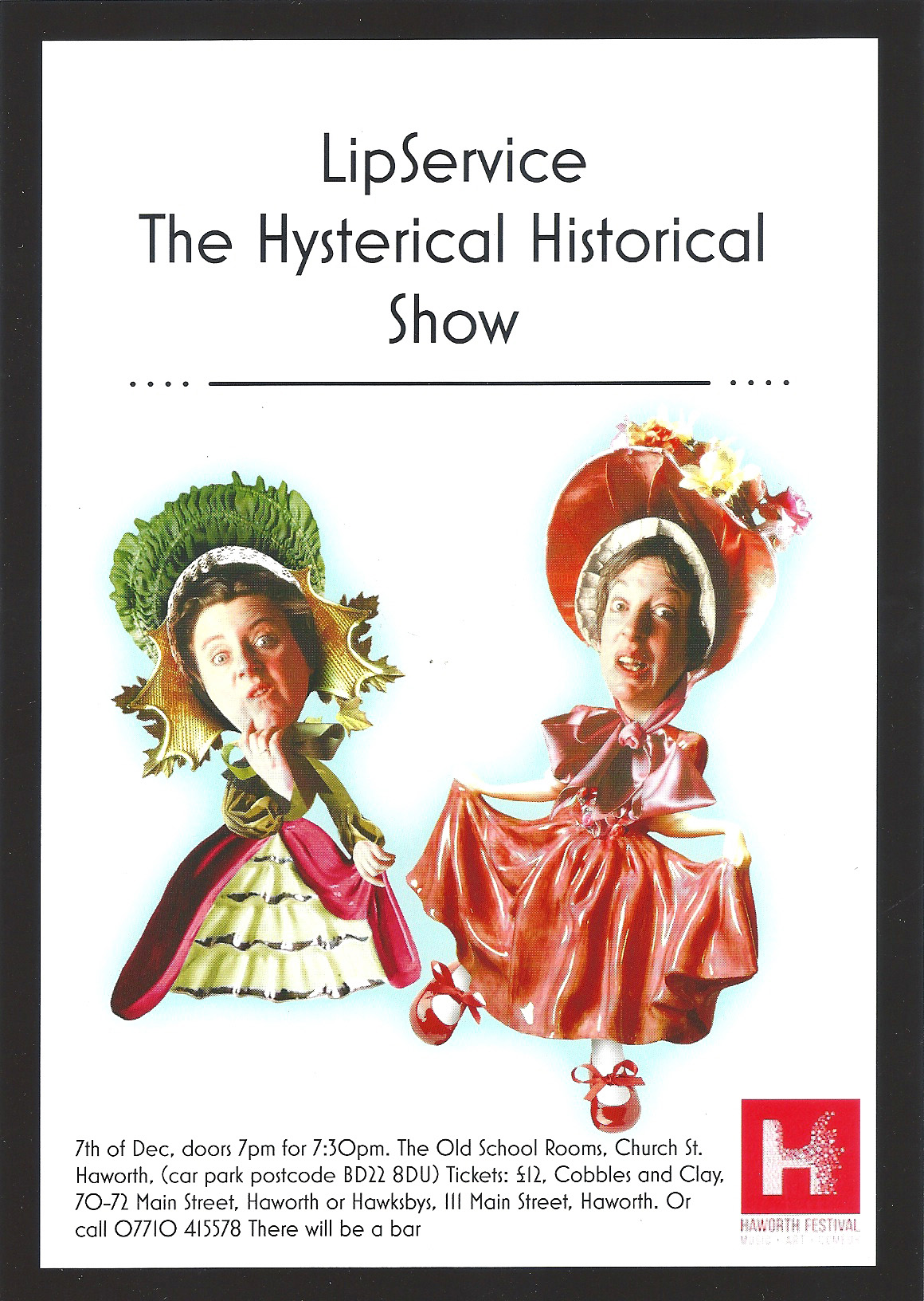 The Hysterical Historical Show